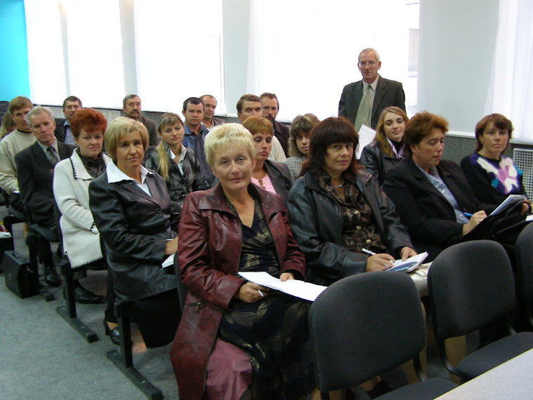 Семінар районних (міських) координаторів