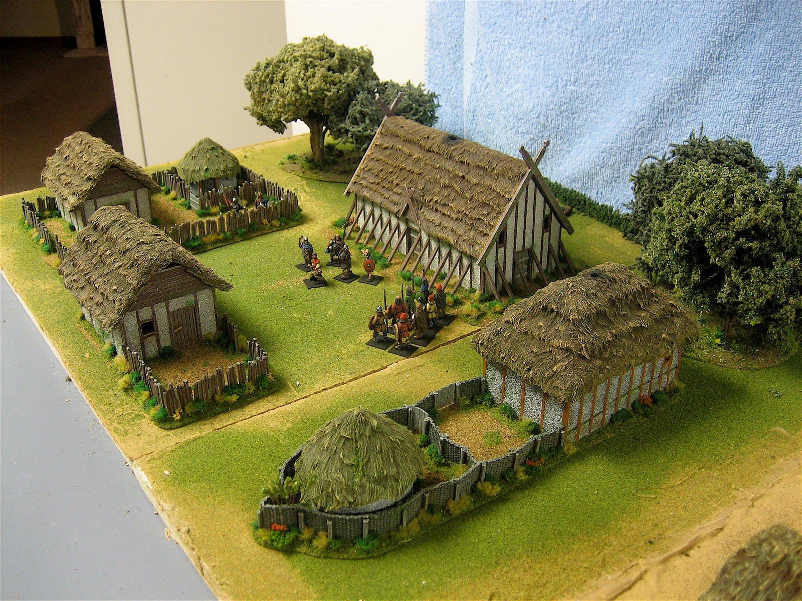 Der alte fritz journal september 2010 - The tiny house village a miniature settlement ...