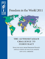 Freedom in the World 2011: The Authoritarian Challenge to Democracy © This content Mirrored From  http://armenians-1915.blogspot.com