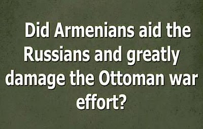 Video: Did Armenians Aid Russians & Greatly Damage Ottoman War Effort? By Prof Justin McCarthy© This content Mirrored From  http://armenians-1915.blogspot.com