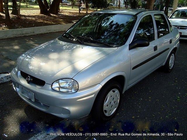 Corsa classic sedan 2001 usado fotos consumo desempenho ficha t cnica e pre o car blog br