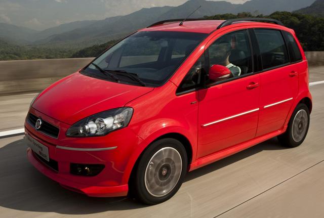 Fiat Idea 2011 Sporting 1 8 16v Espa O Conforto E