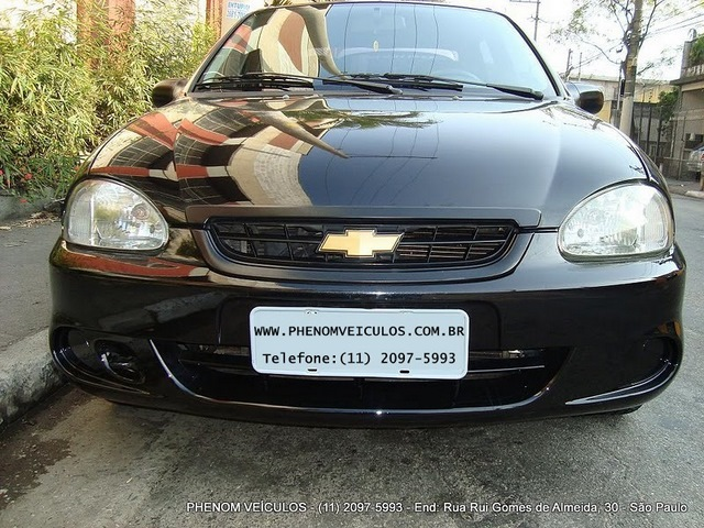 Chevrolet Corsa Classic 2009 - frente