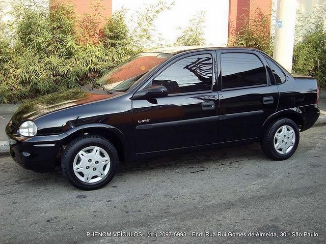 Chevrolet Corsa Classic 2009 usado