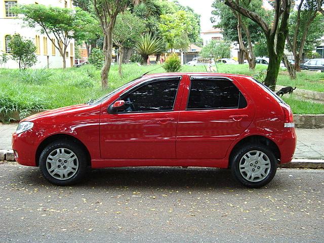 Fiat Palio HLX 2006 - lateral