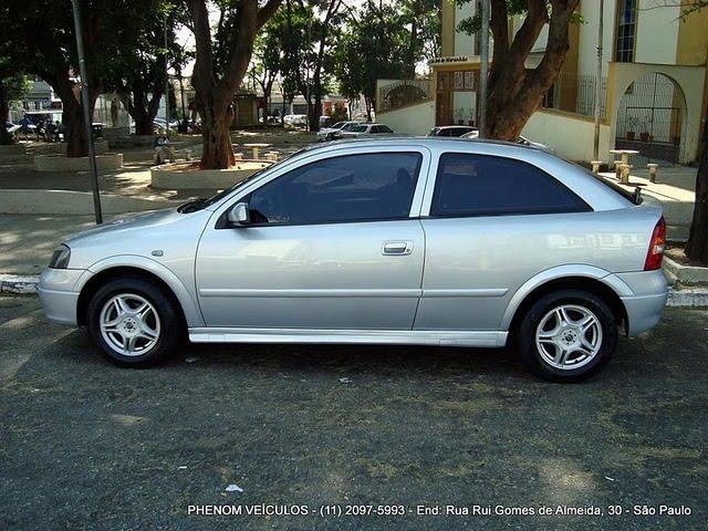 Chevrolet Astra Hatch 2001 3 Portas 1.8 MPFI
