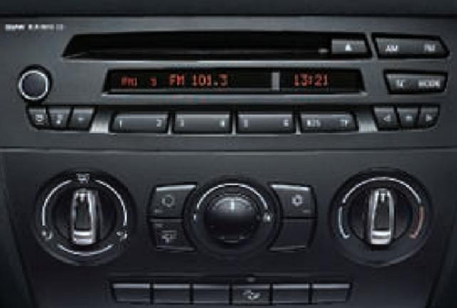 Novo BMW 318i 2012 Brasil - sistema de som
