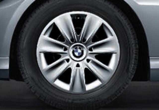 Novo BMW 318i 2012 Brasil - rodas