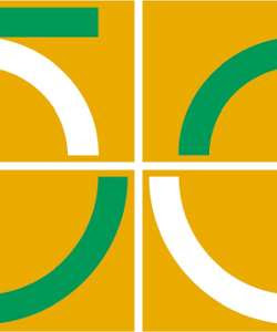 Logomarca Brasilia 50 anos