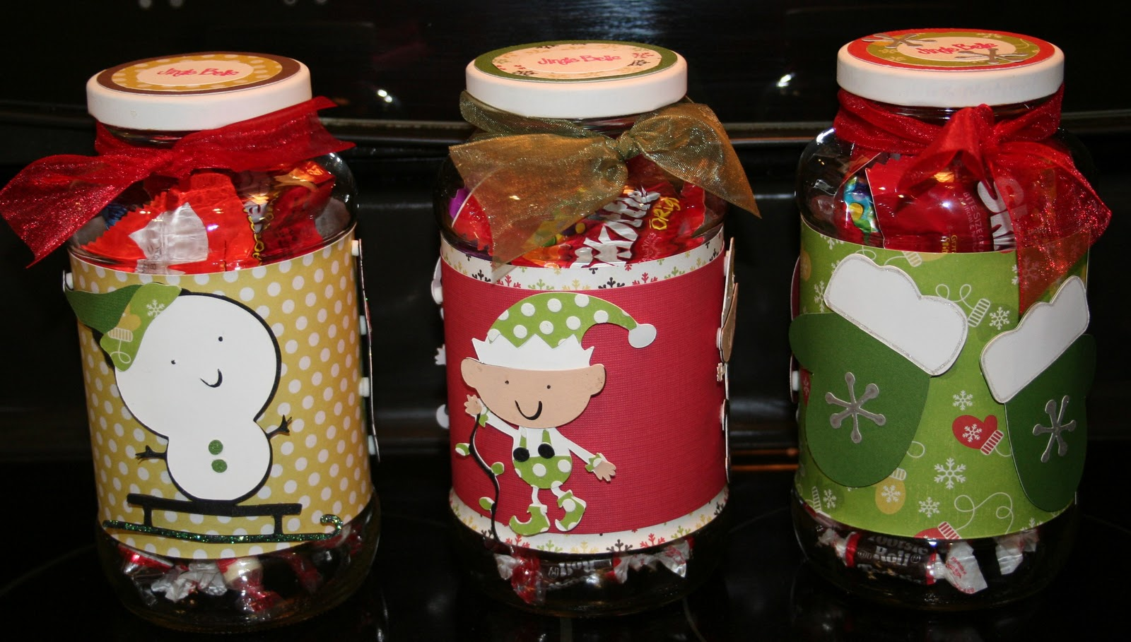 Deanne S Crafting Adventures Christmas Candy Gifts