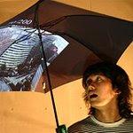 cinese cu l'umbrella