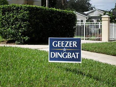 Best McCain yard sign ever
