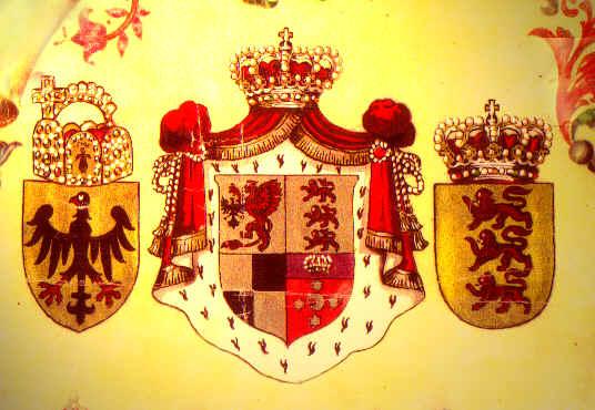 Dynasty Aprilis von Hohenstaufen Hohenzollern Yussoupov