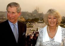 HIRH Prince Charles of Walles and duchess of Cornovaglia