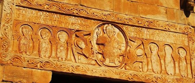 I Crittogrammi (restaurati a Filadelfia) svelano il nome arcano degli Hohenstaufen