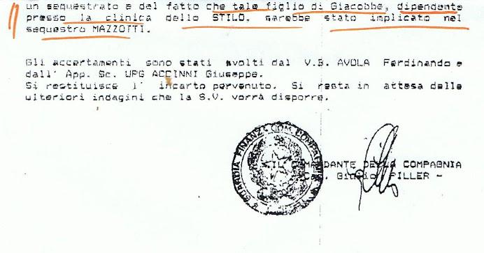 rapporto Naps e Tribunale Locri clan che aggredì la principessa Yasmin