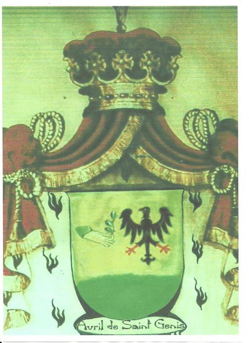 Avril(Staufer)de(von)Saint (Hohen)Genis(Staufen)