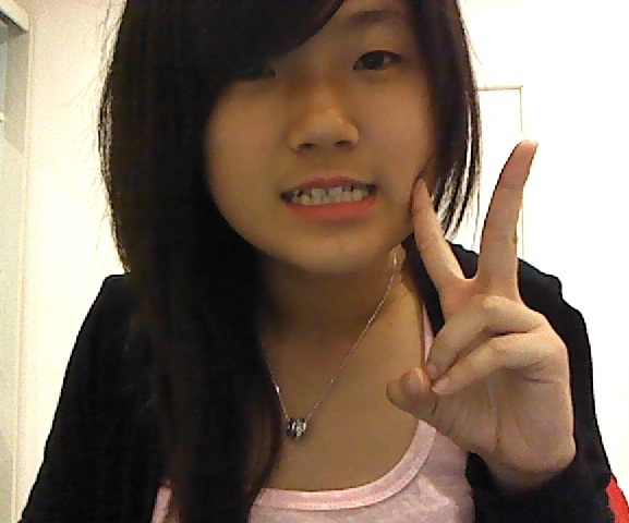 Teenage korean webcam