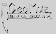 Logo geologického múzea:
