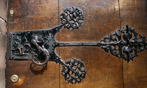 Unusual Door Handles