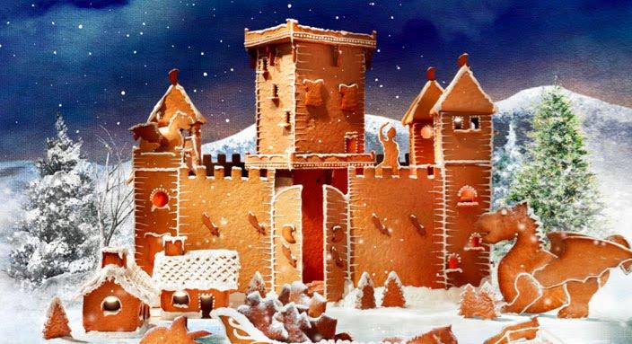Julstkaren Pepparkakshus