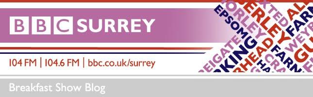 BBC Surrey Breakfast Blog