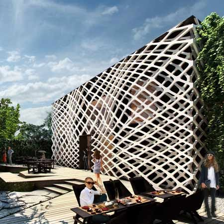 Blog Arquitectura-Rioja3D: Restaurante Tori Tori