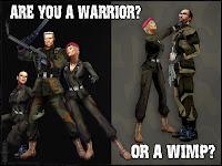 warrior+or+wimp