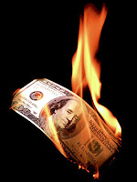 burning+money