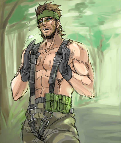 Metal Gear Solid Gay 27