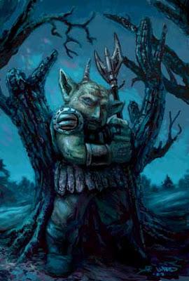 goblin fantasy art