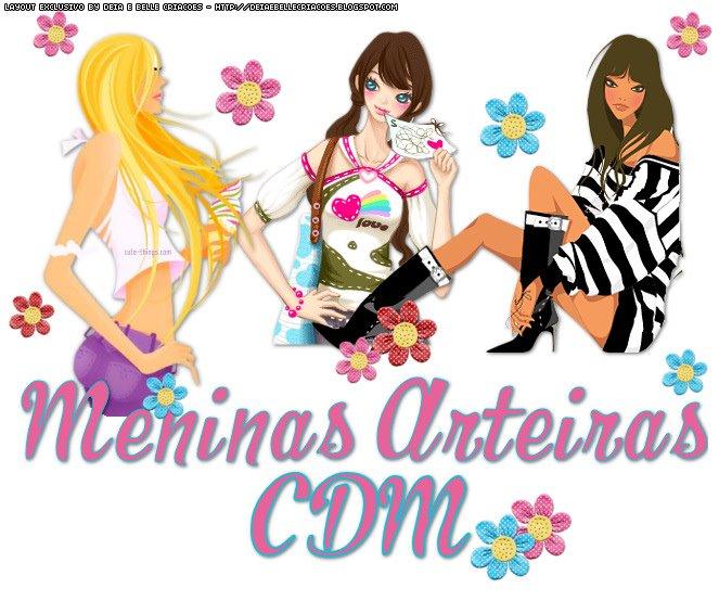 Meninas Arteiras CDM