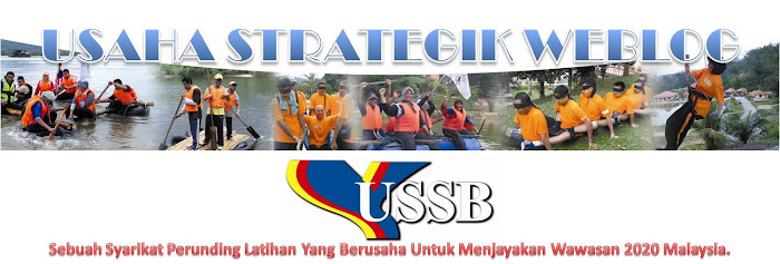 USAHA STRATEGIK WEBLOG