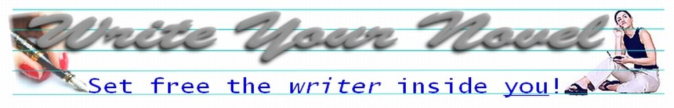 Write Your Novel!