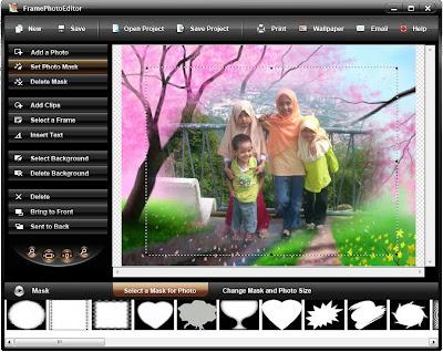 software menarik untuk edit gambar tak perlu nak install software ni