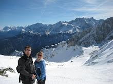 Skiing Zugsptize