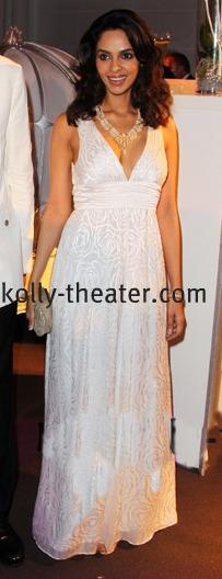 Mallika Sherawat at Cannes festival 2010