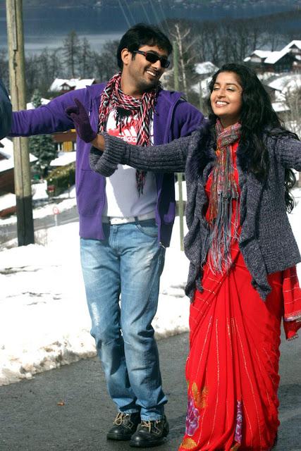 Pen Singam Meera Jasmine and Uday Kiran Stills 5