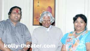 Gundu Kalyanam impresses Kalam