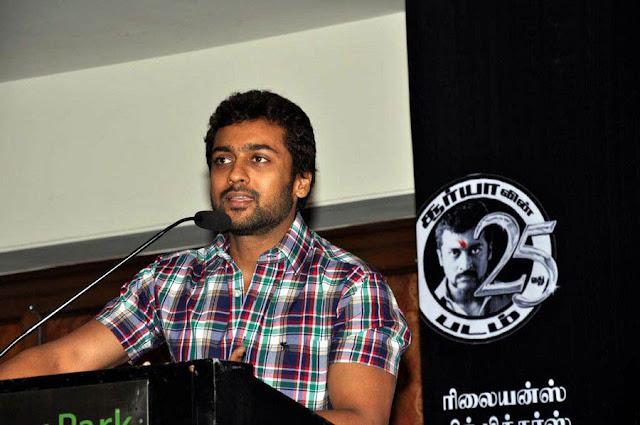 Singam Movie Press meet Stills 1