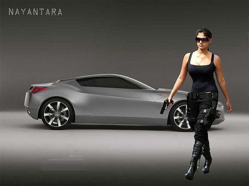 Nayantara loses BMW car for not paying dues