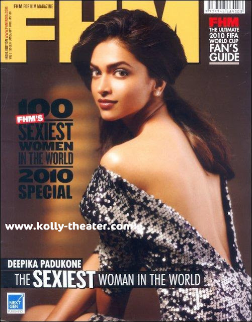 Deepika Padukone World's sexiest woman