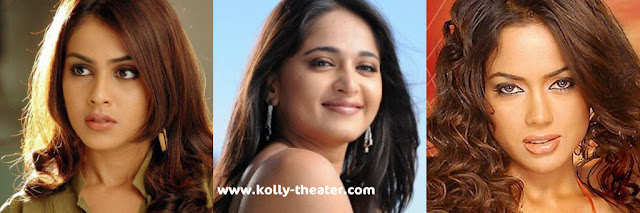 Genelia,Anuskha and Sameera Reddy to be banned