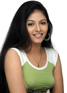 Anjali met with an accident