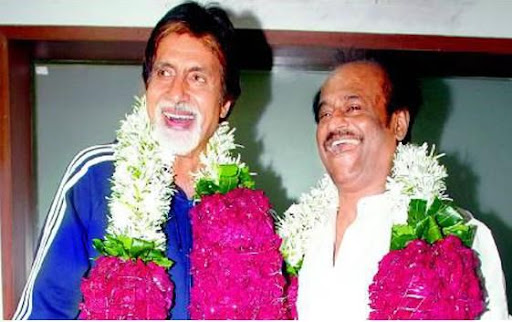 Rajinikanth and Amitabh most admired celeb fathers