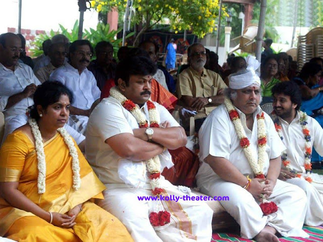 Prabhu's Siddhi Vinagayar Kovil Kumbabhisekam Stills