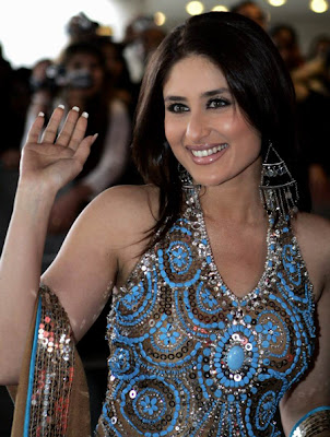 Kareena launches own website
