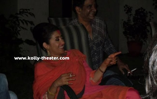 Manish Koirala smoking on her wedding day Stills