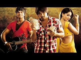 Simbu in Allu Arjun's Vedam remake