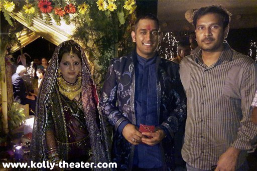 Dhoni Marriage Photos / Stills